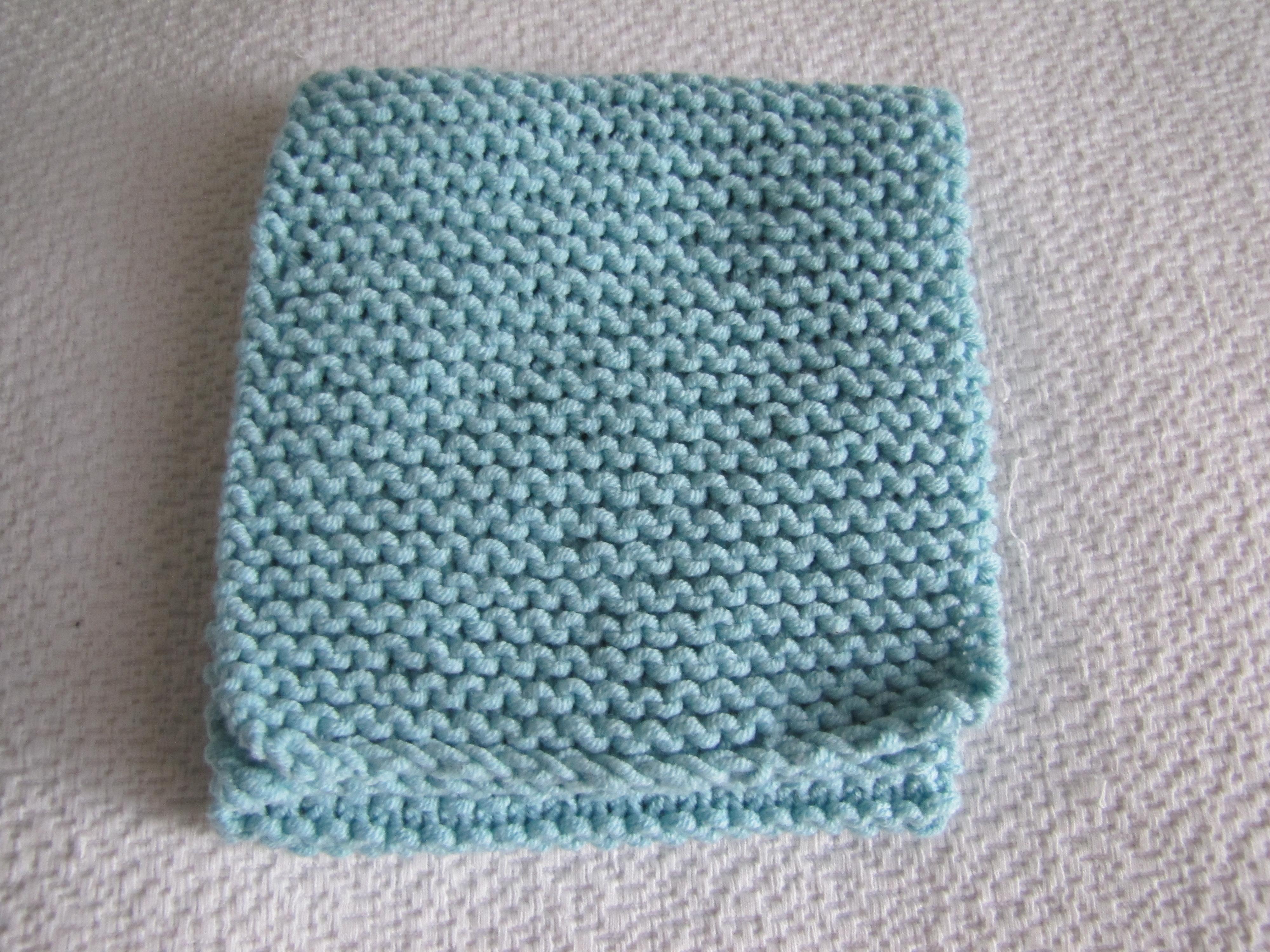 Tricoter echarpe point mousse - Point tricot fantaisie pour echarpe ...