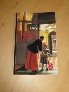 Livre de Luc Ferry