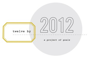 12 by 2012