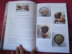 Section du bio book