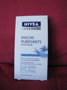 Patchs purifiants - Nivéa visage