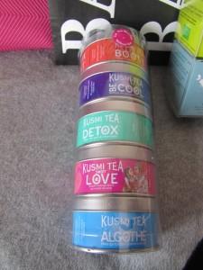 coffret ksumi tea