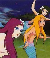 La petite sirène - version japonaise