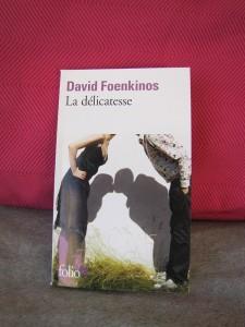 La délicatesse - David Foenkinos