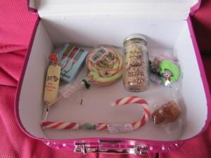 Cadeaux - bonbons