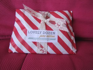 The lovely dozen - paquet #3