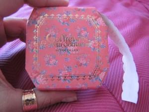 Anyday lovely scotch décoré salut rose