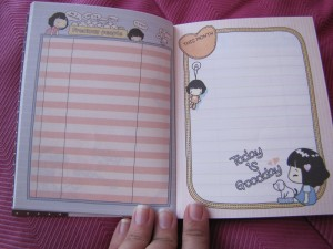 Anyday lovely journal intime intérieur