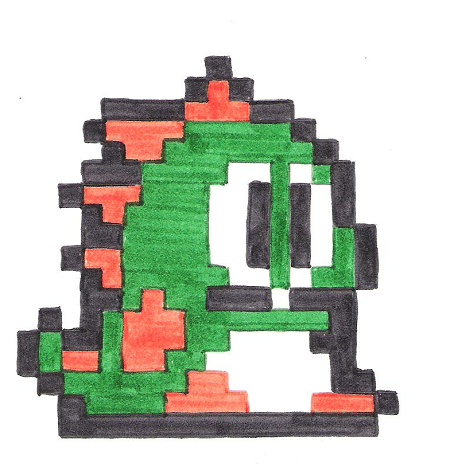 Bub pixel