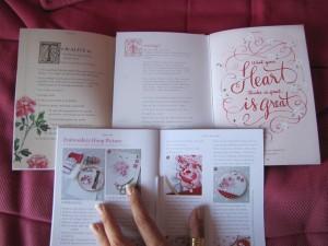 spoonful magazine, intérieur
