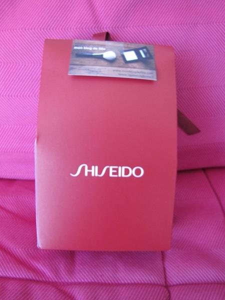 colis shiseido mbdf