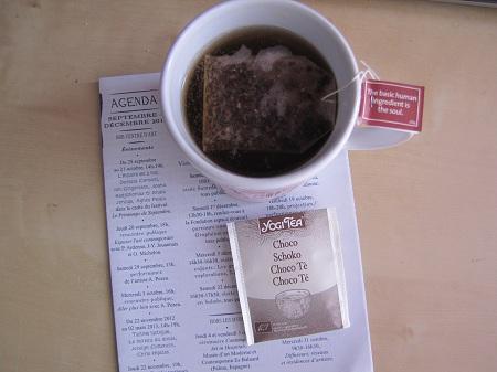 Petit bonheur du matin - Yogi Tea Choco