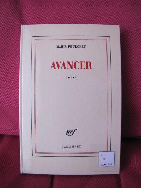 Avancer - Maria Pourchet