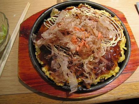 Okonomyaki - Aki