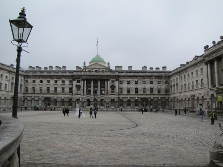 Somerset house & Courtaud gallery