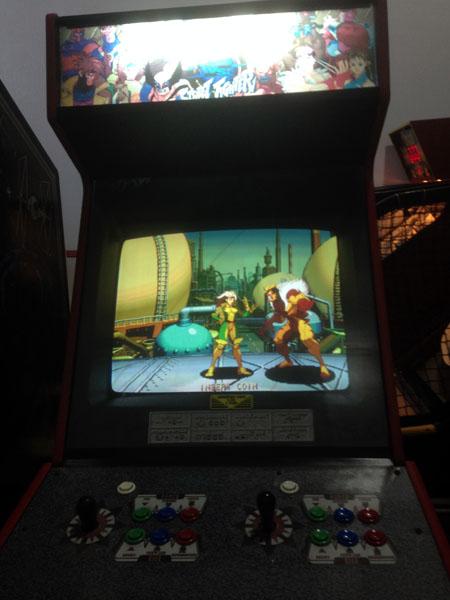 Street Fighter VS X-men, je ne pouvais pas ne pas jouer !