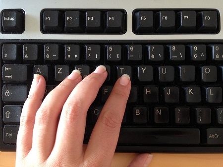 Mnemosune-keyboard