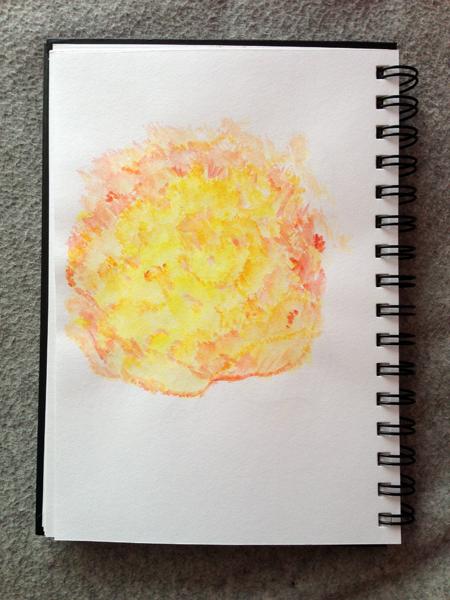 Mnemosune craft day 12 doodles 5