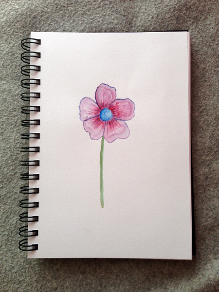 Mnemosune craft day 12 doodles 6