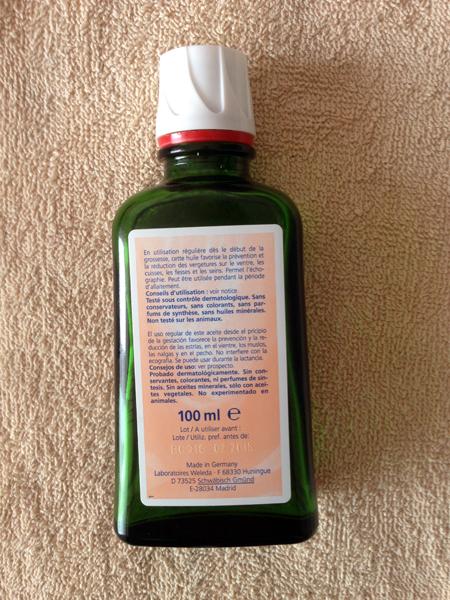Mnemosune huile weleda 2