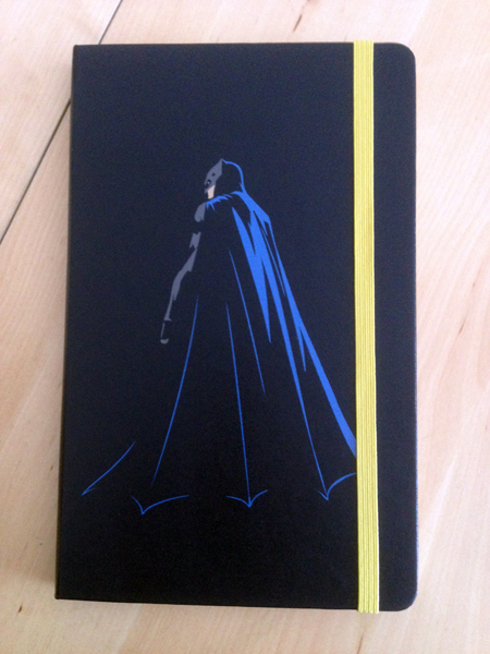 moleskine-batman
