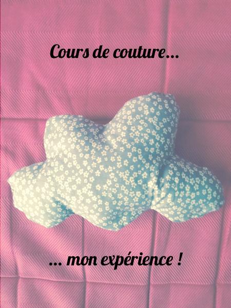 Cours de couture : mon expérience !