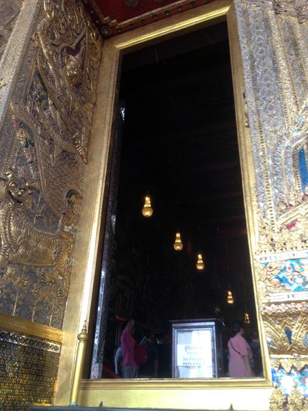 Wat Phra Keaw Temple du Bouddha d'émeraude Bangkok