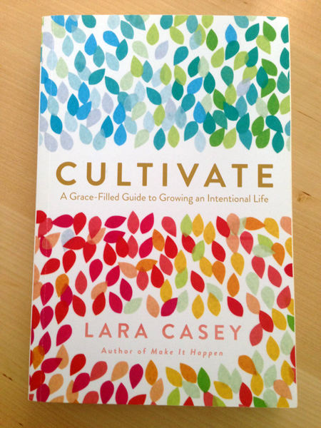 Cultivate Lara Casey couverture