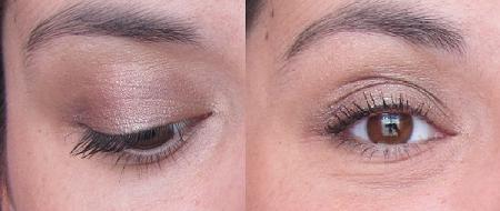 make up shiseido brun